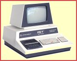 The original 1977 Commodore PET